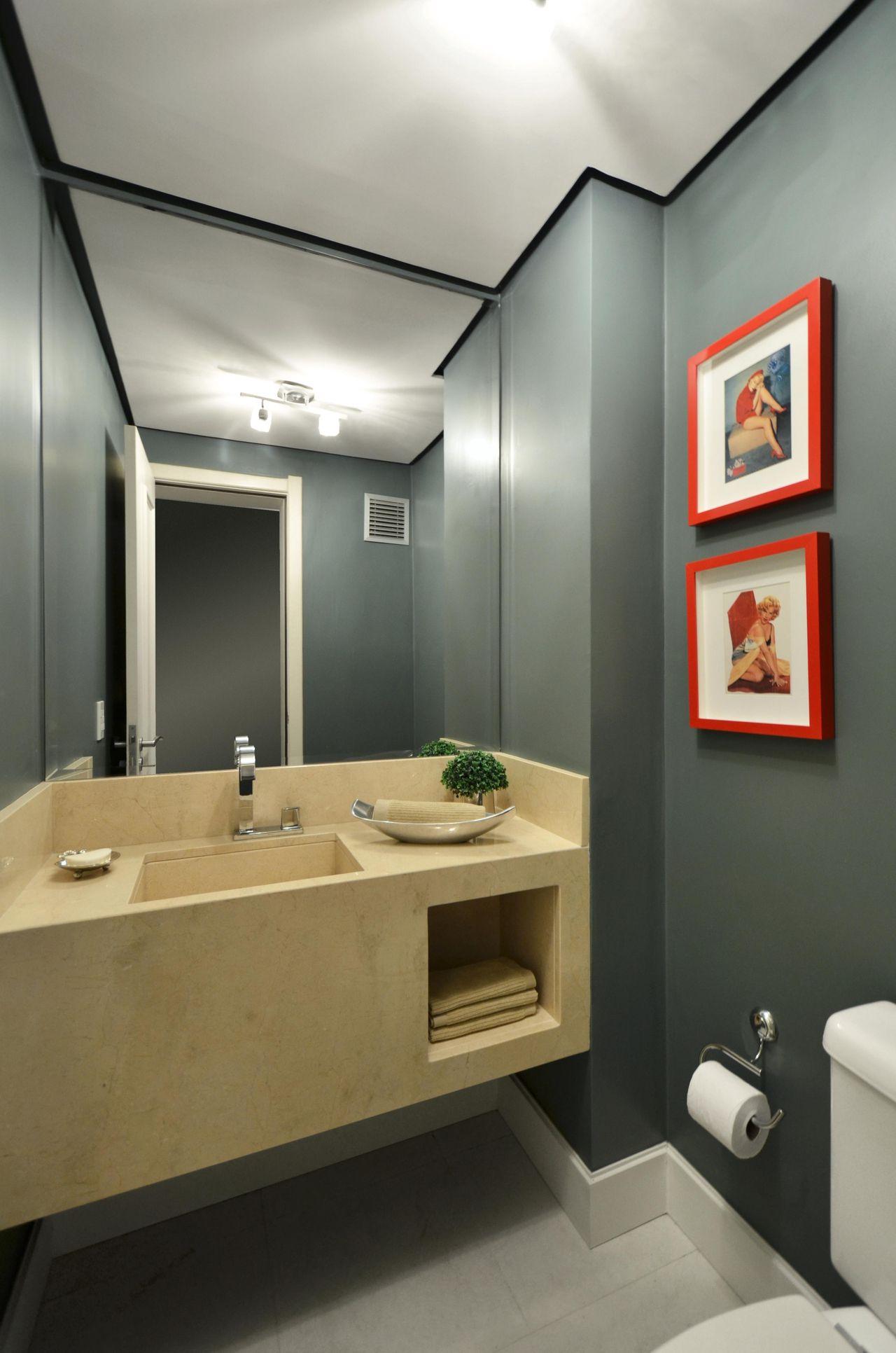 6 tipos de cubas de banheiro: do básico ao luxo!
