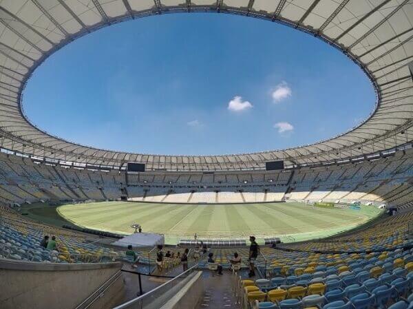 Conheça a beleza e grandiosidade do maior estádio do mundo