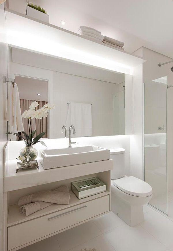 Iluminação ideal para banheiro: tipos e dicas essenciais para o ambiente perfeito