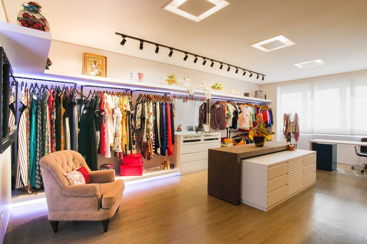 O segredo para criar a iluminação de closet perfeita!