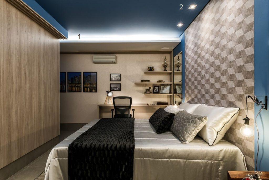 Qual a iluminação ideal para quarto? Siga nosso guia e crie um ambiente super aconchegante!