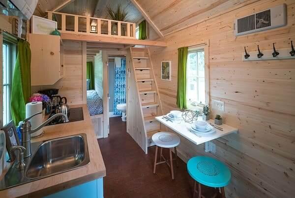 Tiny House: Aprenda Como Projetar e Inspire-se com 25 Exemplos Lindos